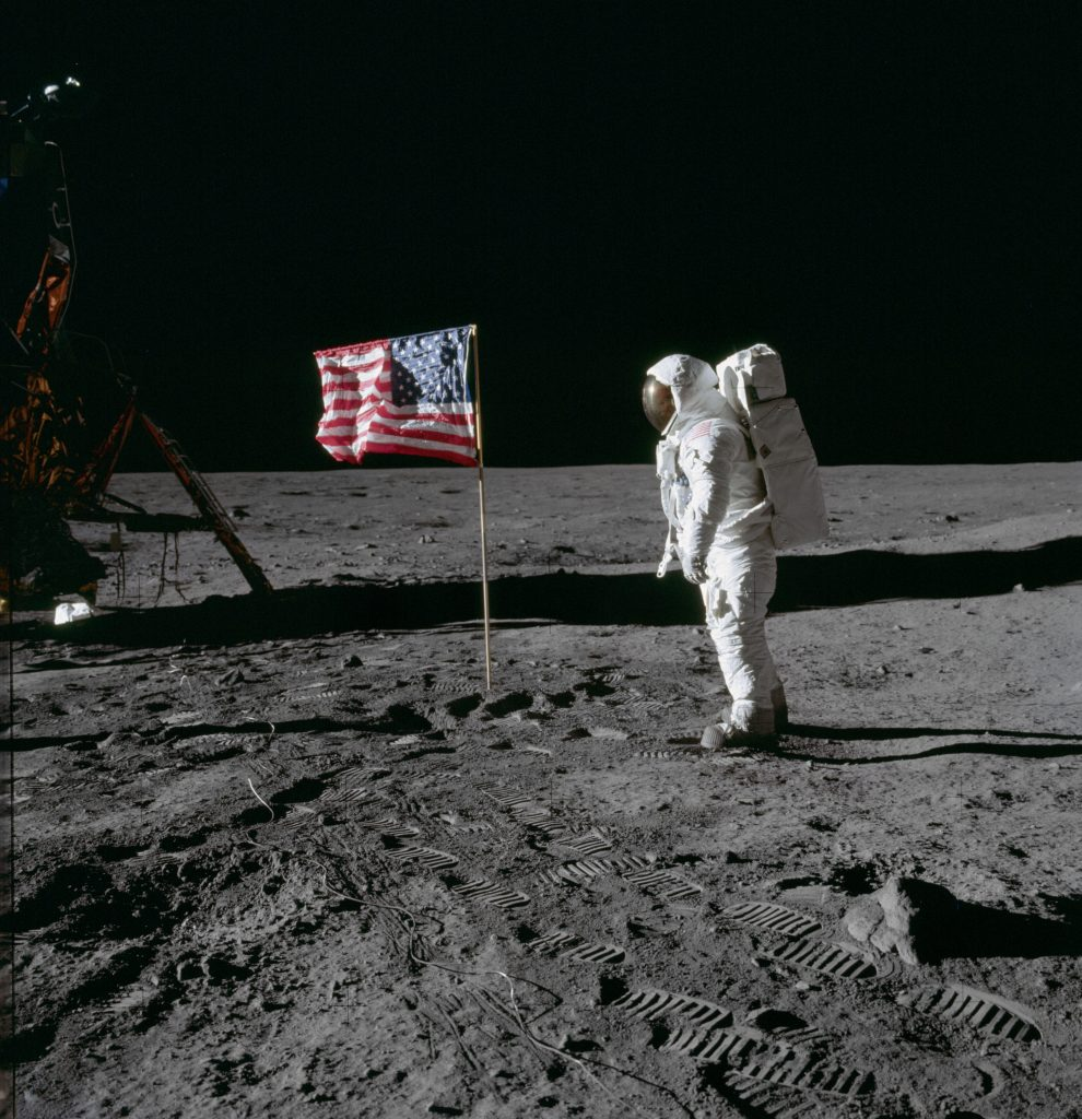 One Small Step, One Giant Celebration!