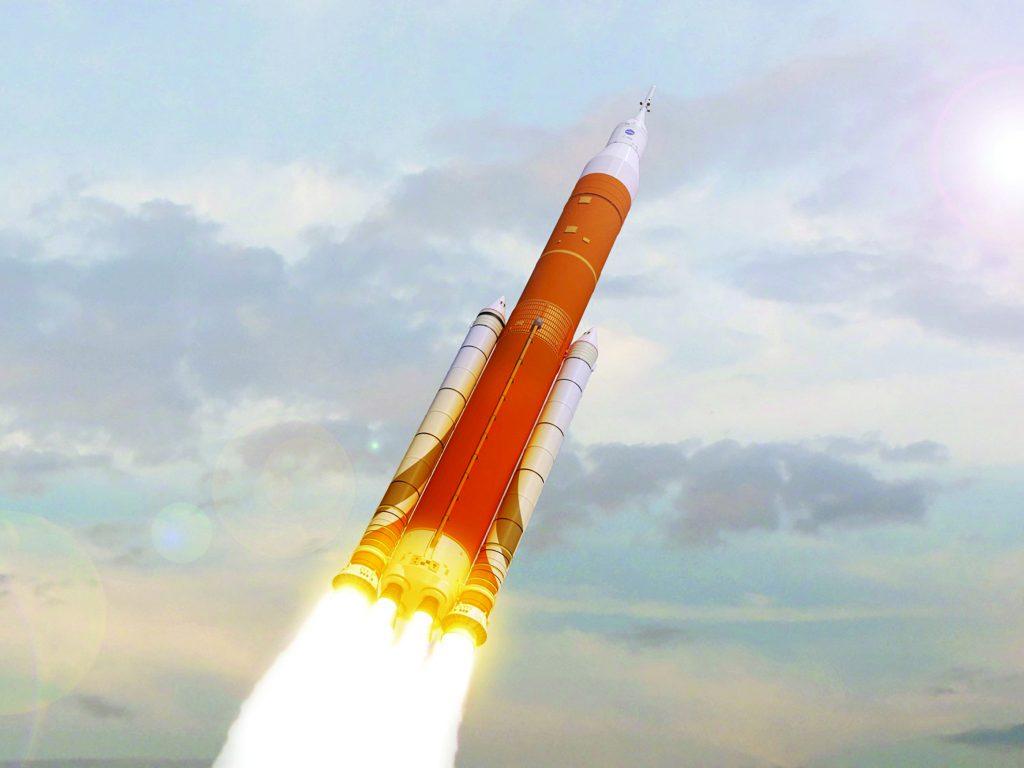 Ethanol rocket