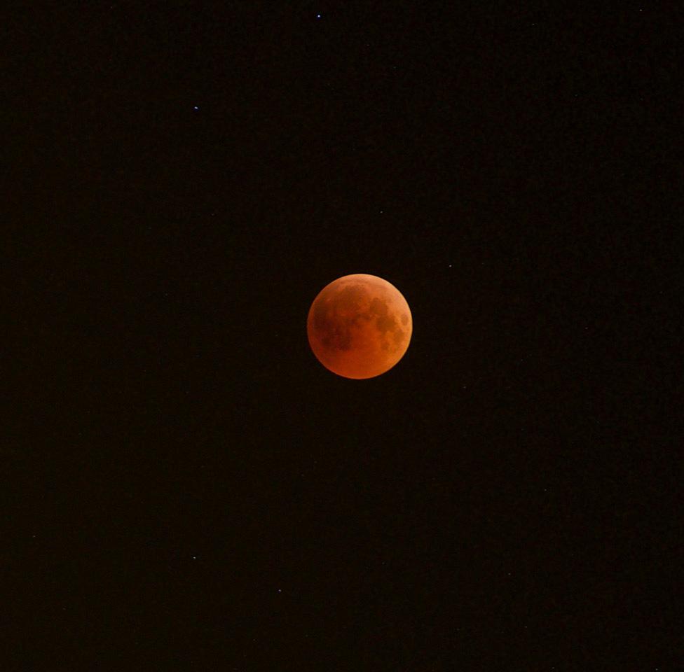 Diameter of the Moon