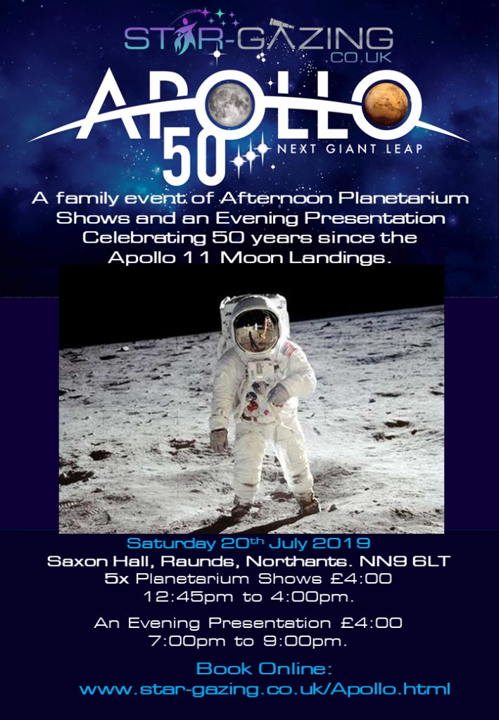 A Celebration of 50 Years since Apollo 11.