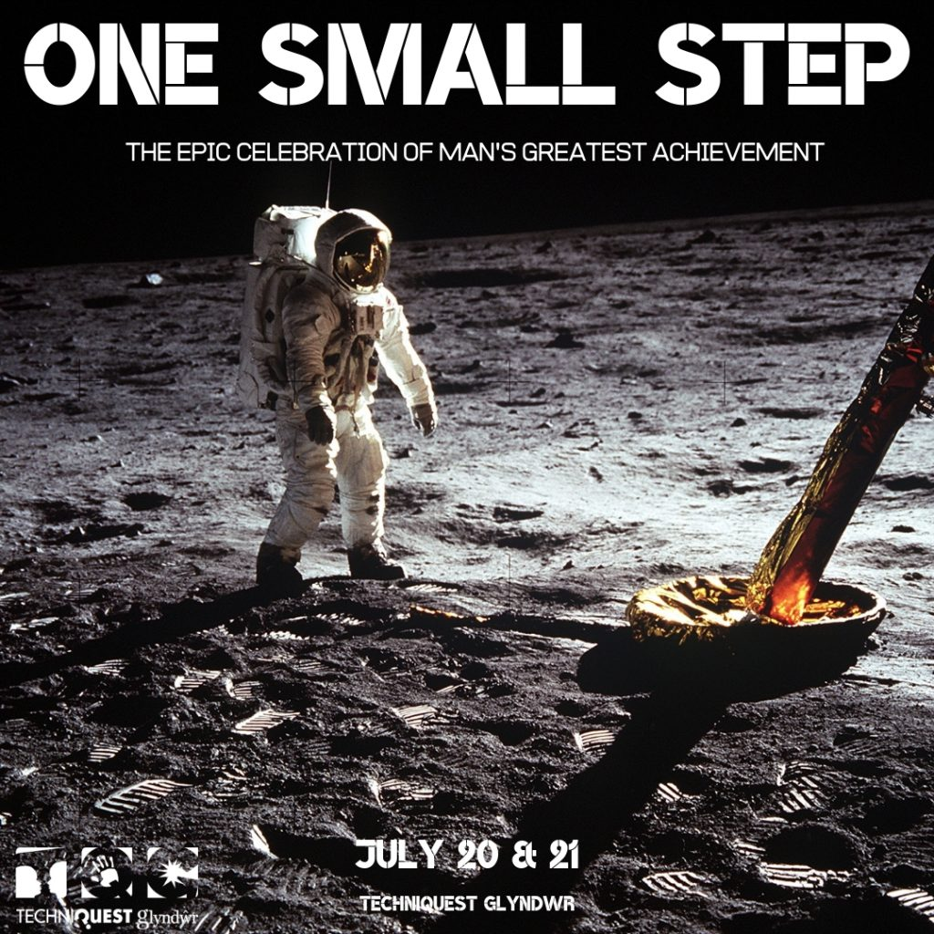 One Small Step – 50 Years On
