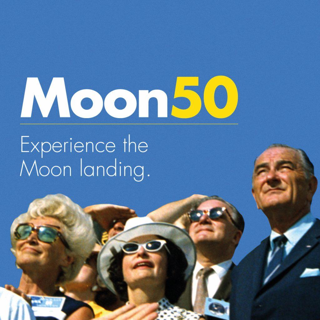 Moon50 Landing Party