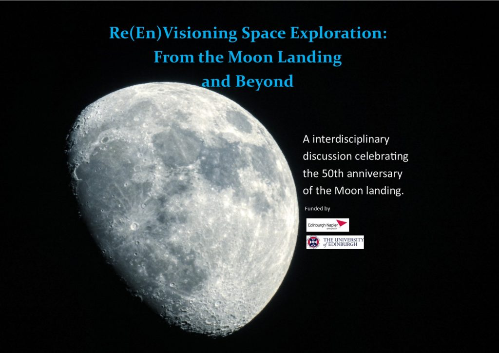 Re(En)Visioning Space Exploration: From the Moon Landing and Beyond