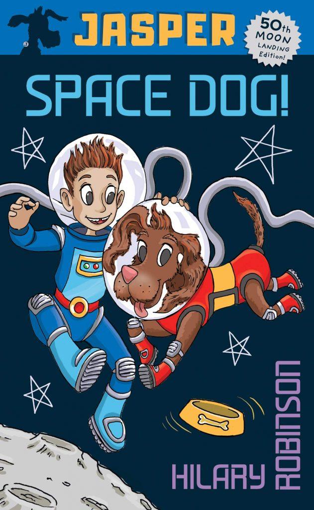 Jasper: Space Dog